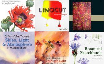 top 6 books 2017 at jacksons art