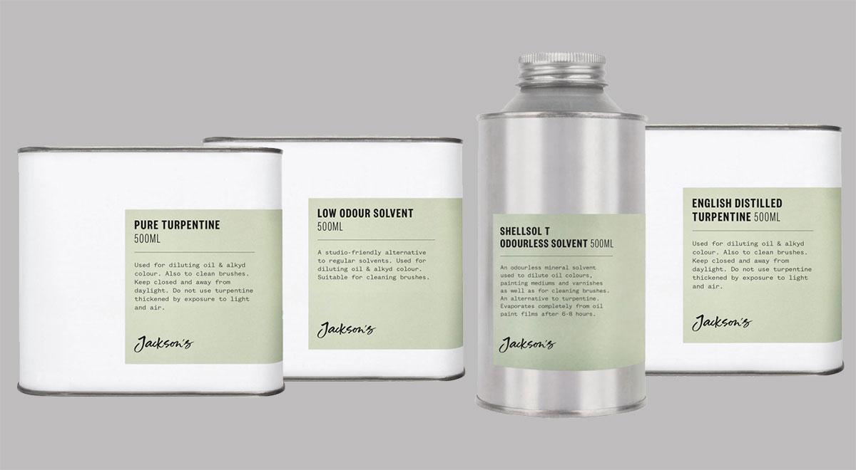 Jackson's Four Solvents
