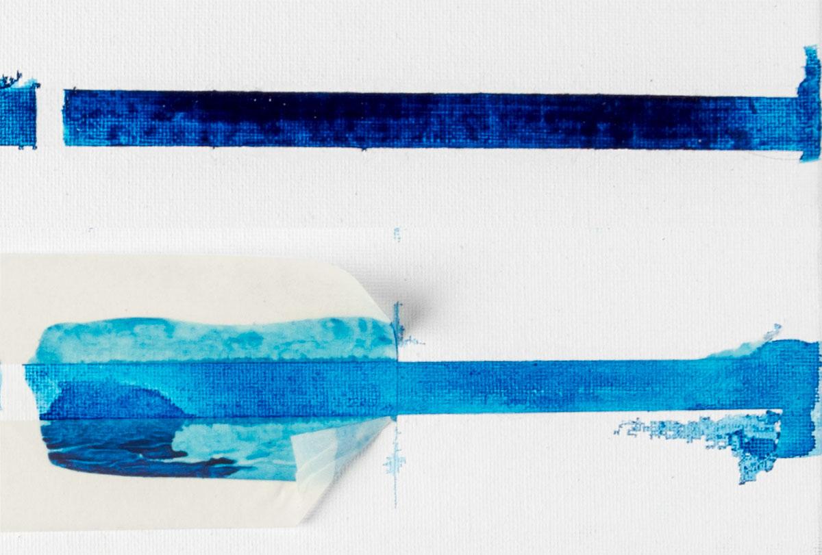 acrylic hard edge tip