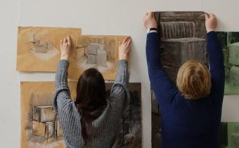 Drawing and Painting - Spring Term: Arts Alive Wales