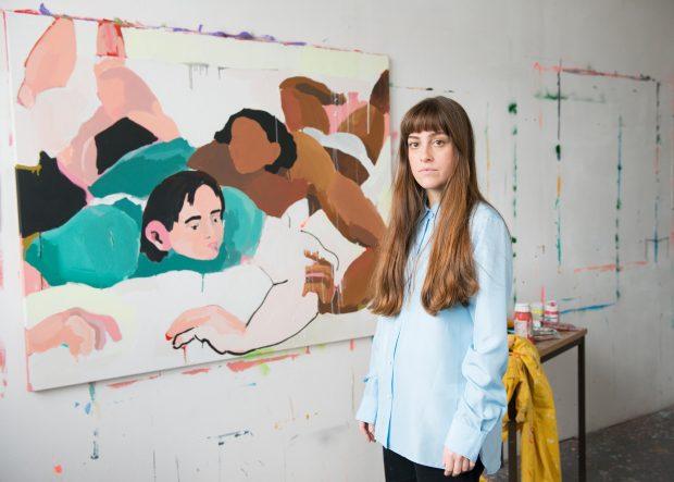 Cristina BanBan - portrait by Erola Arcalis (http://www.erolaarcalis.com/)