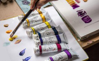 M. Graham Artist Oil Colours