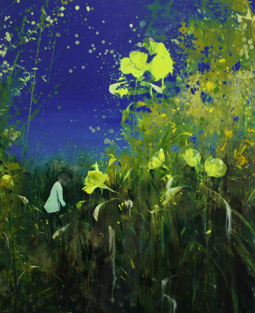 Nick Archer, Eden, 168 x 132cm, exhibitions end April