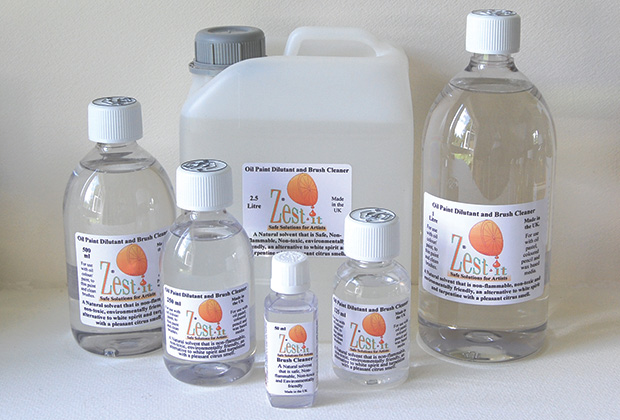Oil Painting Solvents: What is the Difference Between White