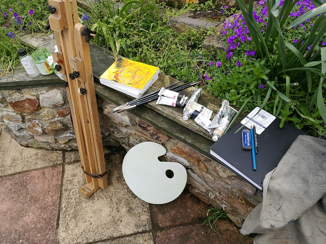 Lessons Learned From My Outdoor Painting Session - A Plein Air ...