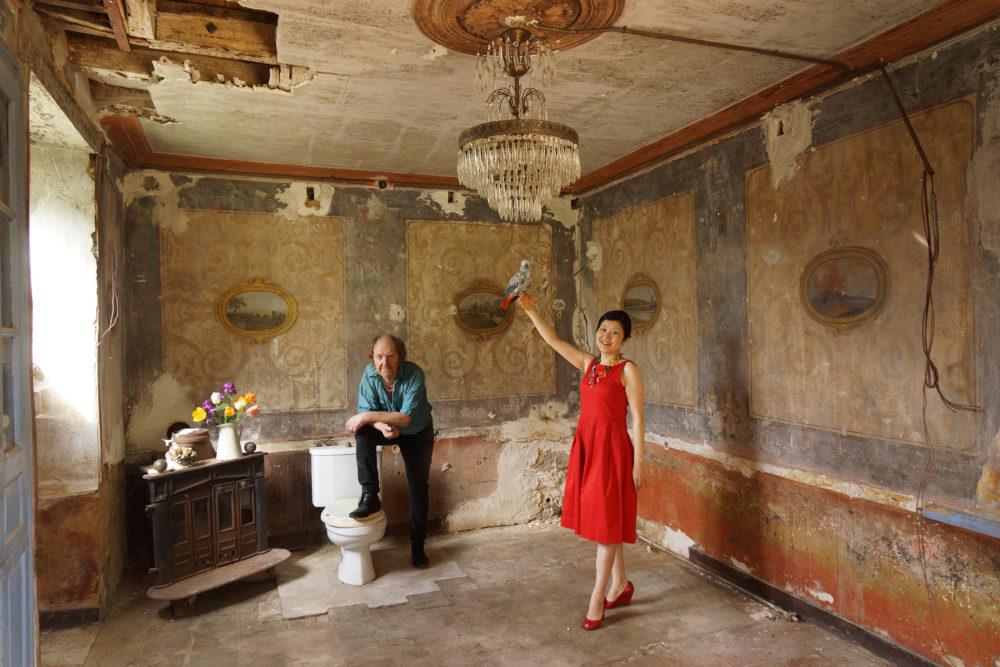 Miyako Narita selected by Richard Wilson, Image credit Miyako Narita, showing at Artist of the Day.