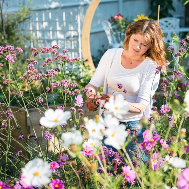 Anna Mason Gardening