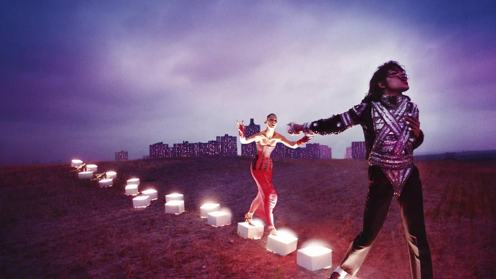 An Illuminating Path by David LaChapelle 1998. Courtesy of the artist David LaChapelle, art exhibitions in August