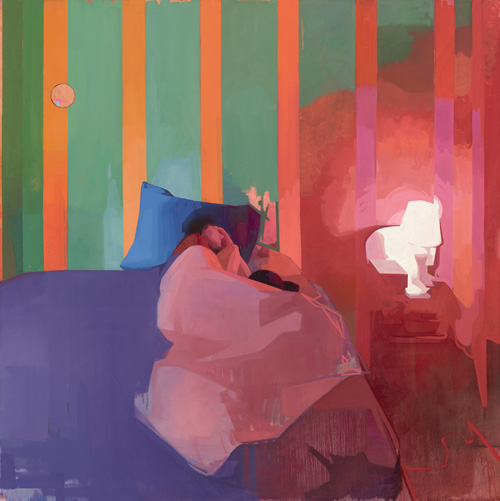 Felicia Forte, Time Traveller, Matthew Napping art exhibitions in August