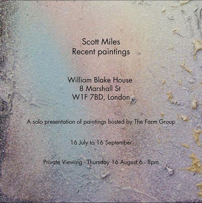 Scott Miles Press release