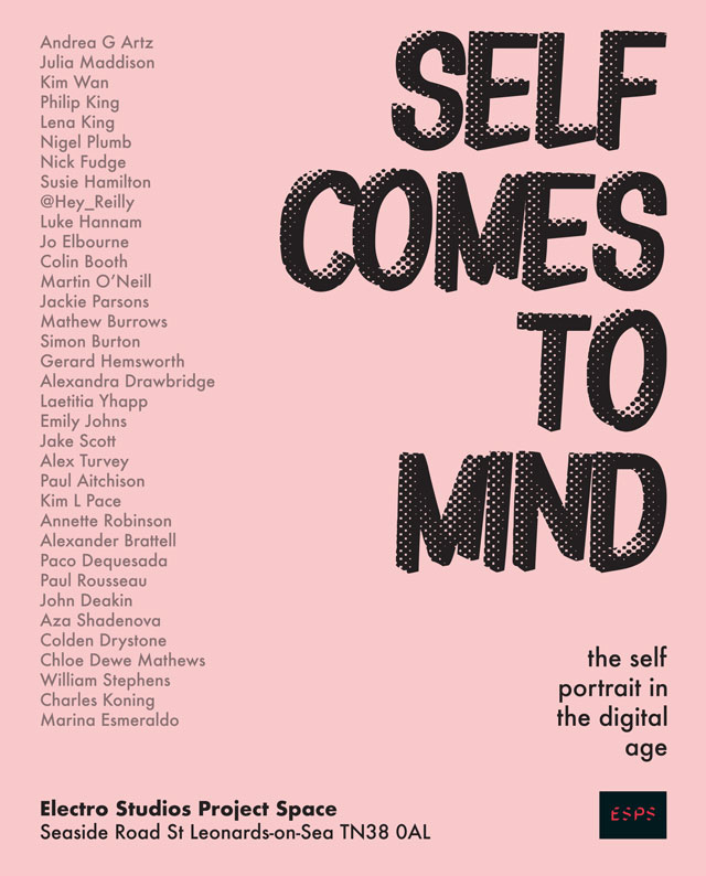 Press release for Self Comes to Mind exhibition, art exhibitions on in September