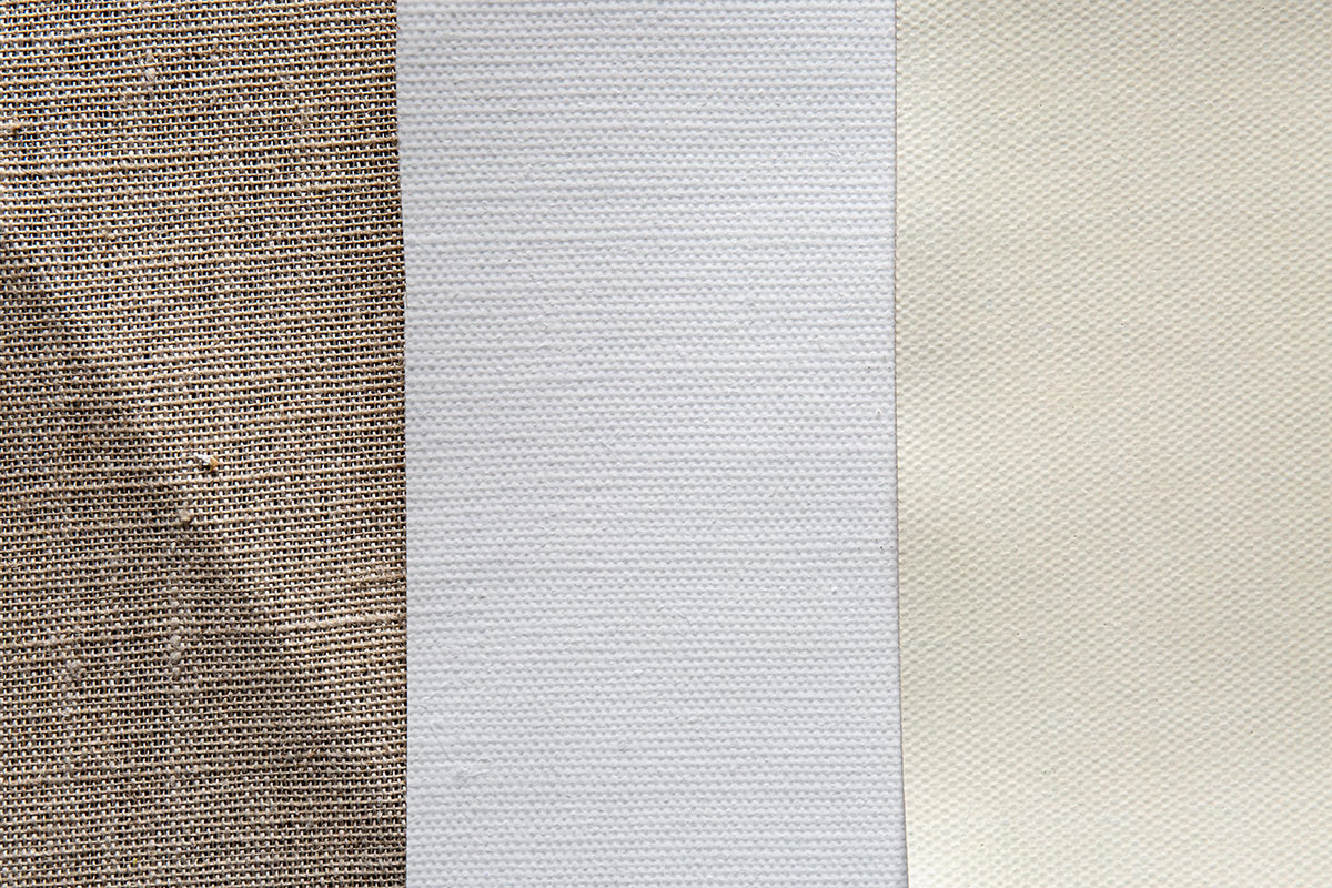 Choosing the Right Canvas for Your Painting - Jackson's Art Blog