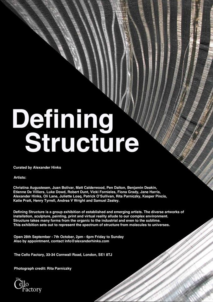 Defining Structure Press Release