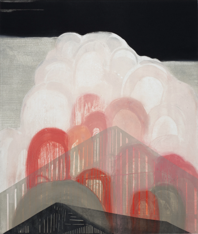 Katherine Jones, Cloud Mass 2