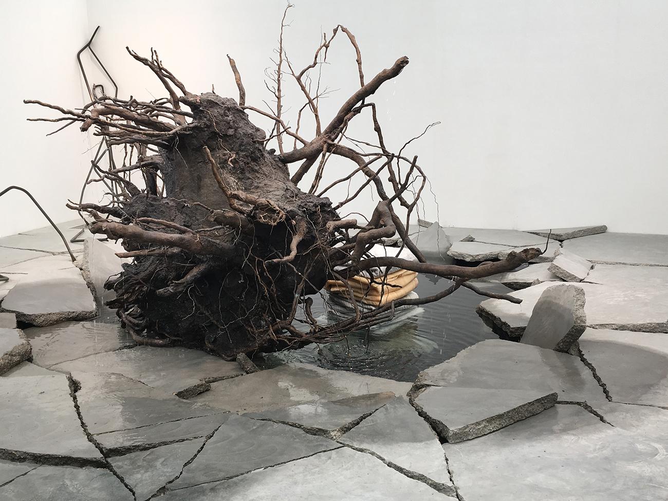 Tatiana Trouvé, <em>The Shaman</em>, 2018,Kamel Mennour