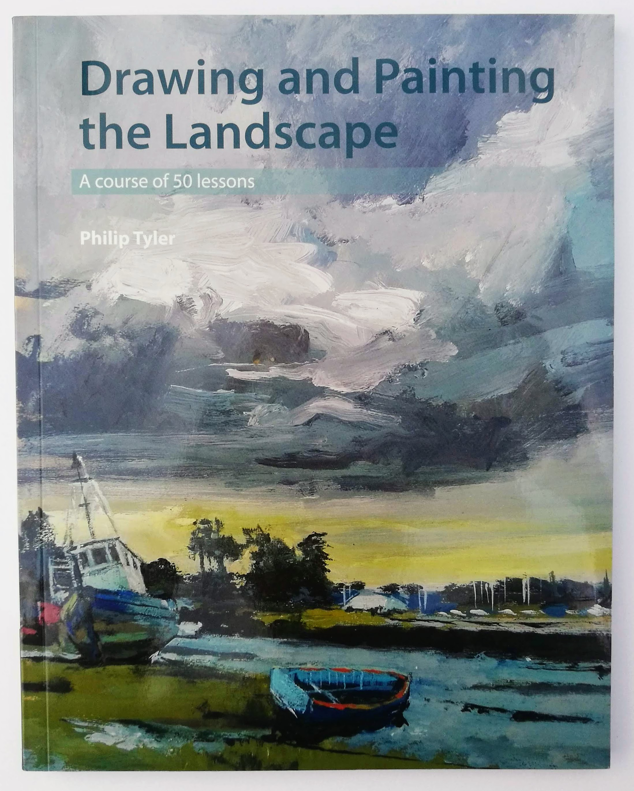 Front cover of 'Drawing and Painting The Landscape' by Philip Tyler