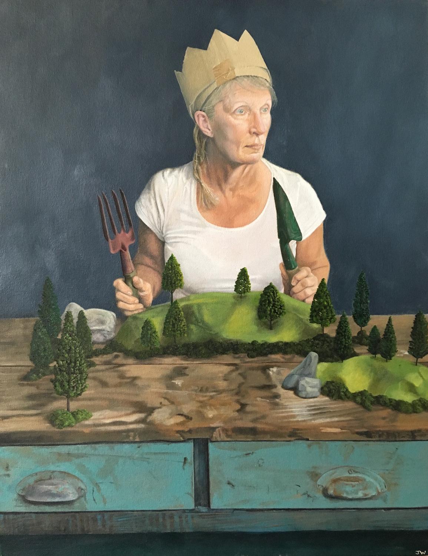John Whitehill Artist Interview Garden Designer