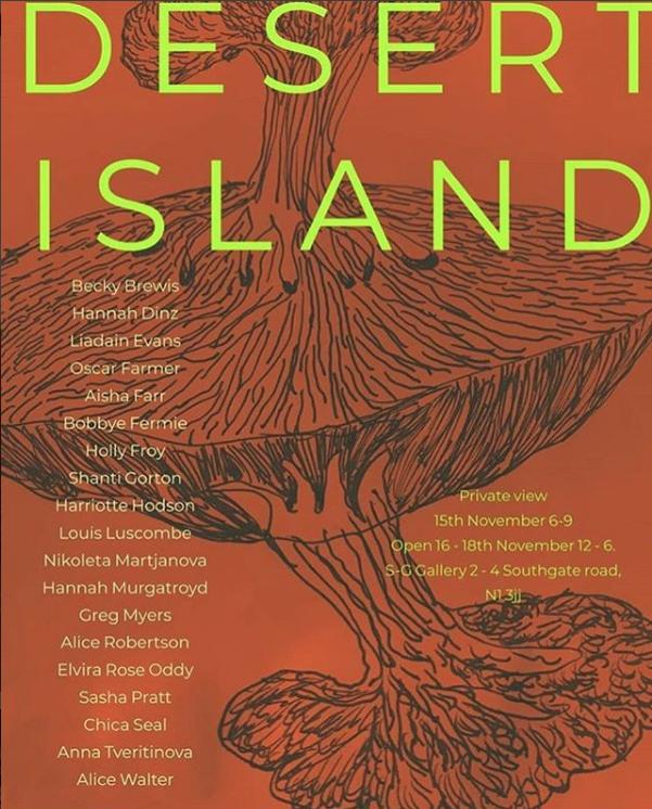 Desert Island Press Release
