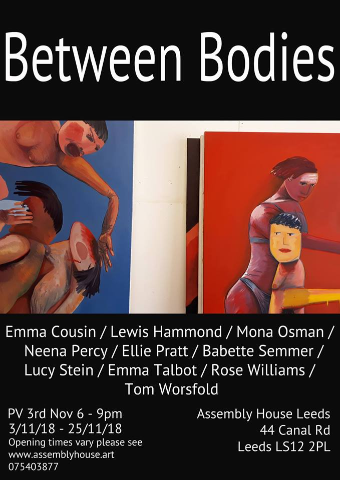 between bodies press release