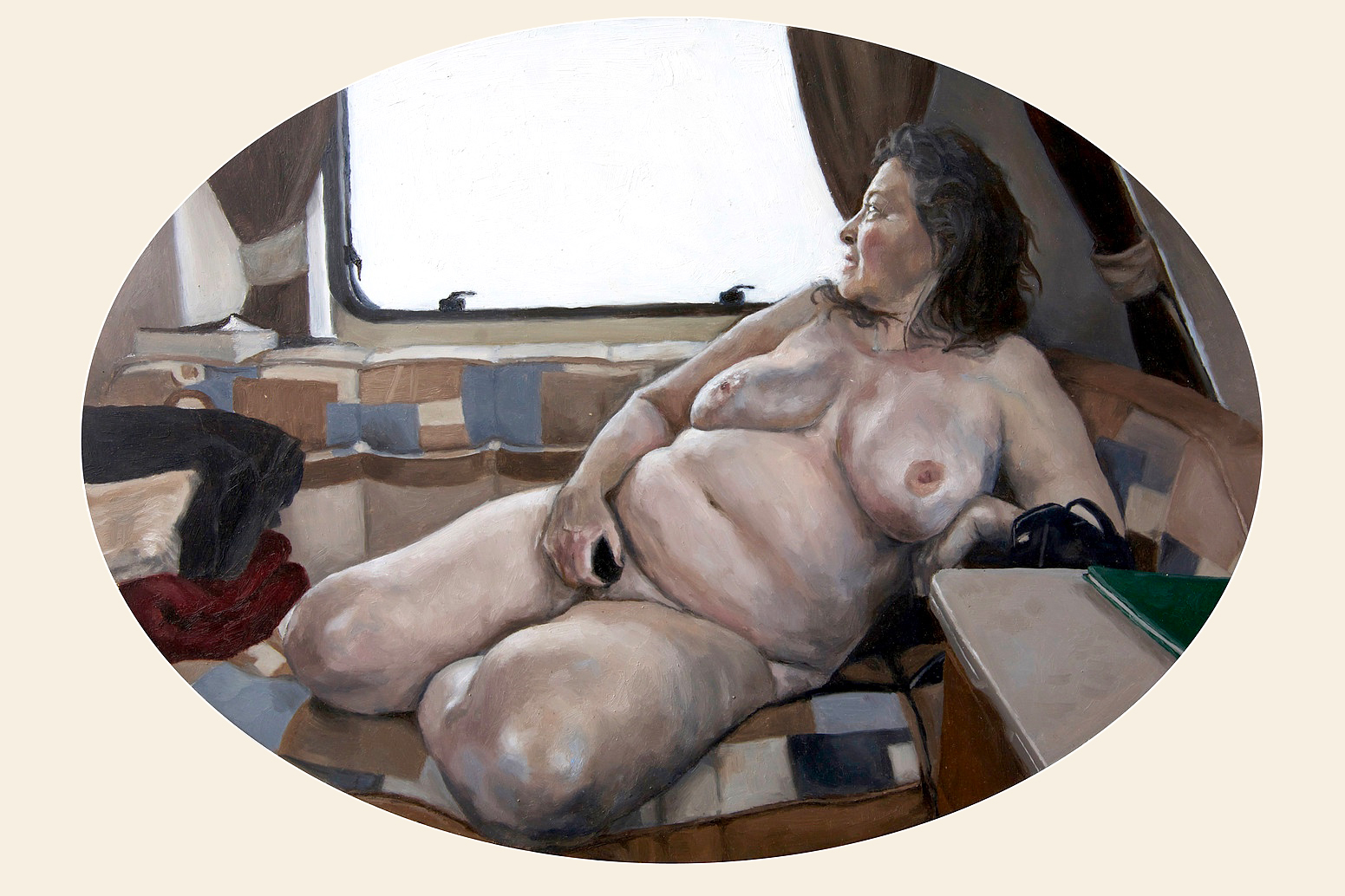 Alicia France Nude Caravan
