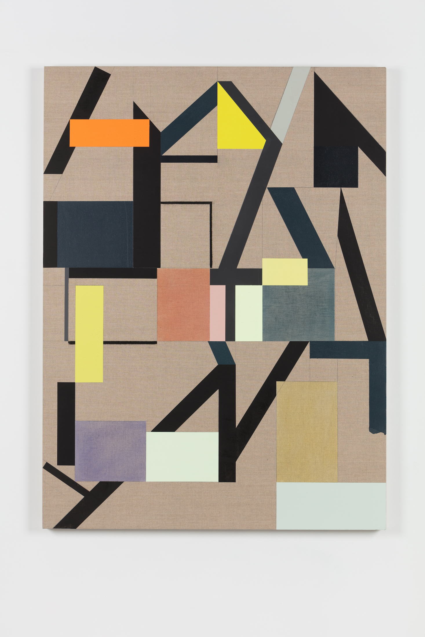 Andrew Bick Artist Interview Judge Jackson's Open Painting Prize