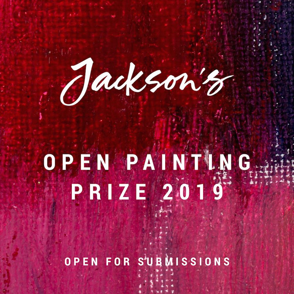Jackson's Open Painting Prize 2019 - Jackson's Art Blog