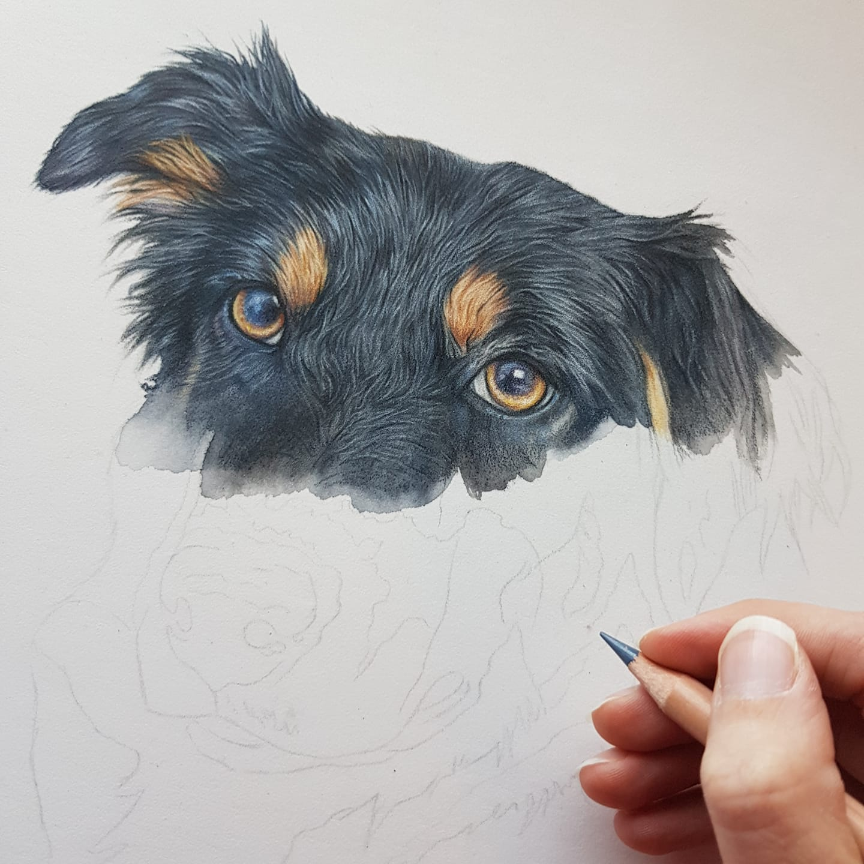 Nicola WIlkinson Work in Progress