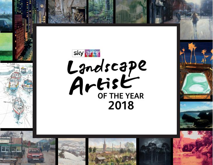 Landscape Artist, art exhibitions in December