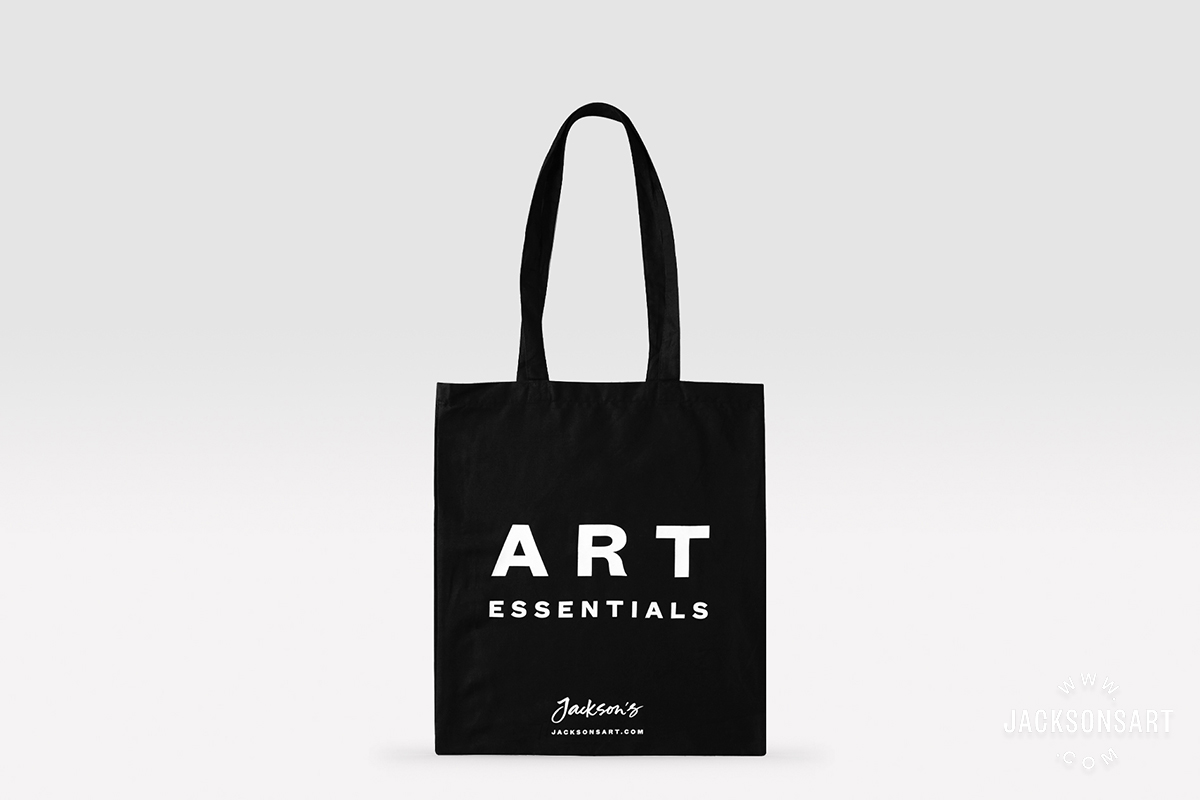 Jackson's Limited Edition Black Tote Bag
