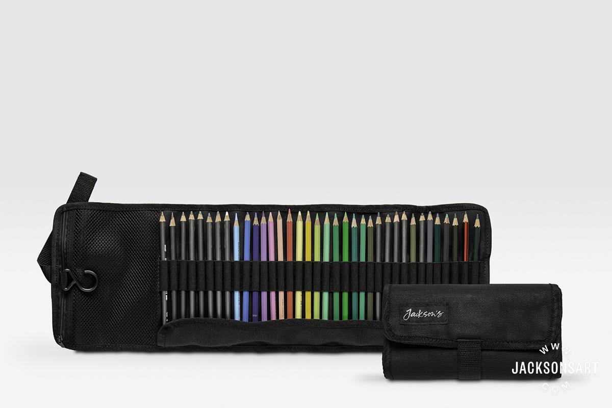 Jackson's Black Pencil Wrap