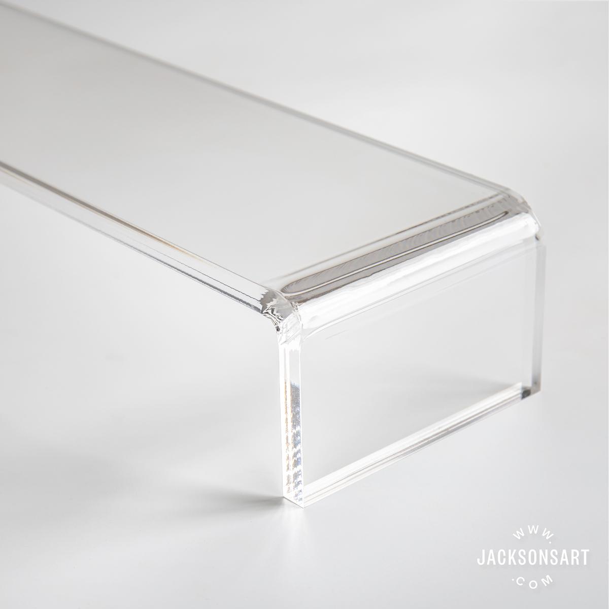 Jackson's Perspex Artist Leaning Bridge