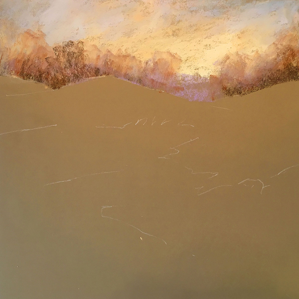 Landscape Painting with Les Darlow and Schmincke Soft Pastels