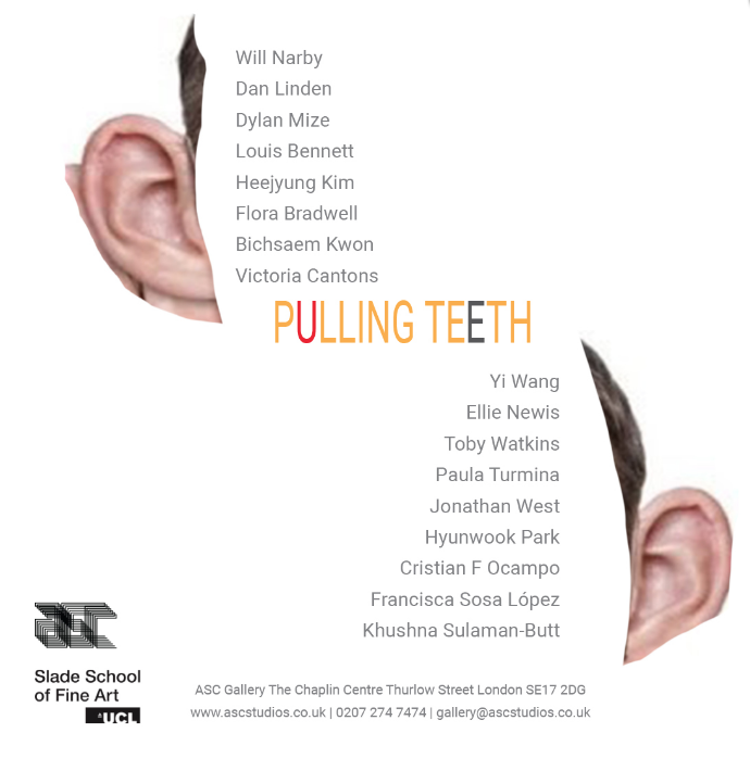 pulling teeth press release