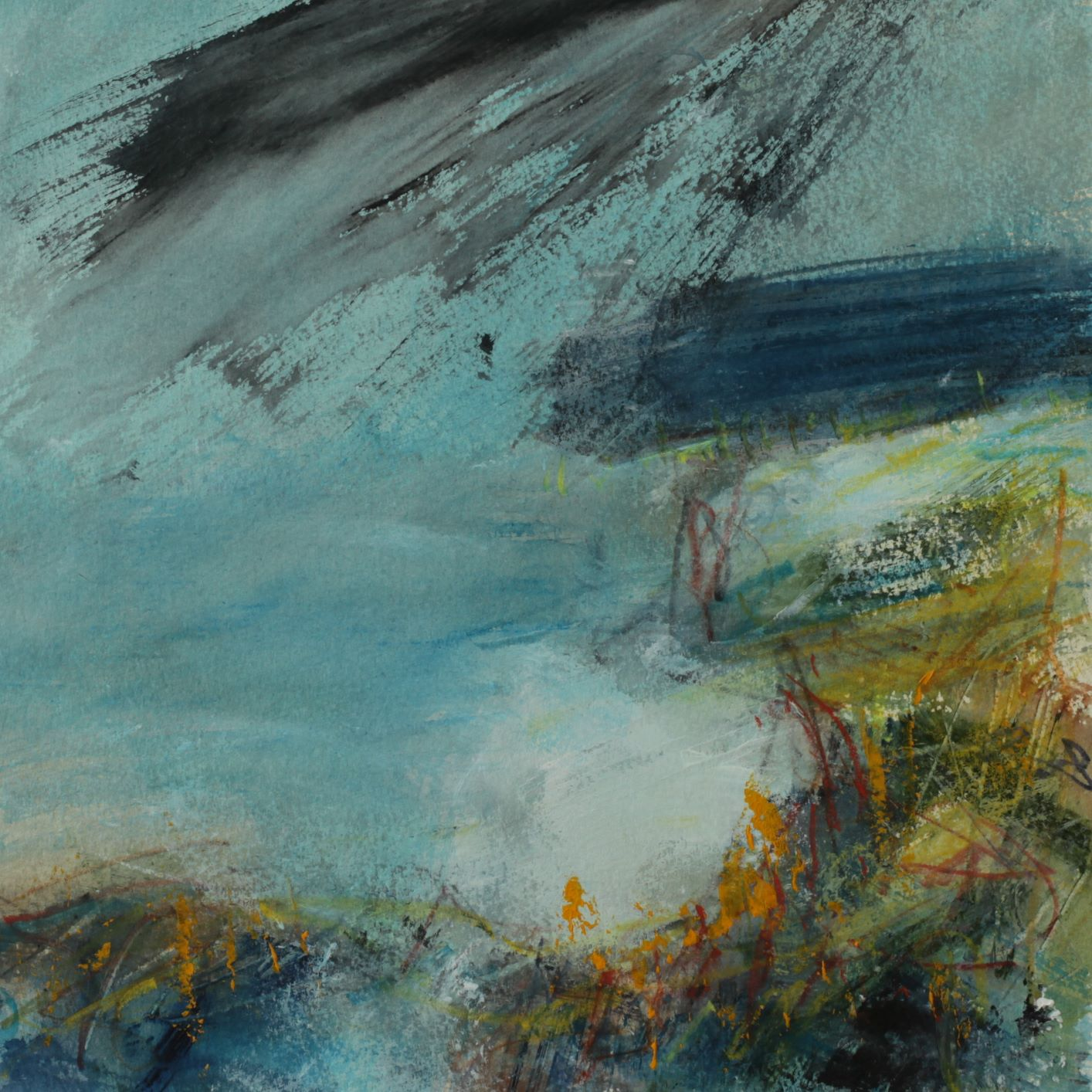 , Lucy Marks Interview: Big Skies, Land and Sea