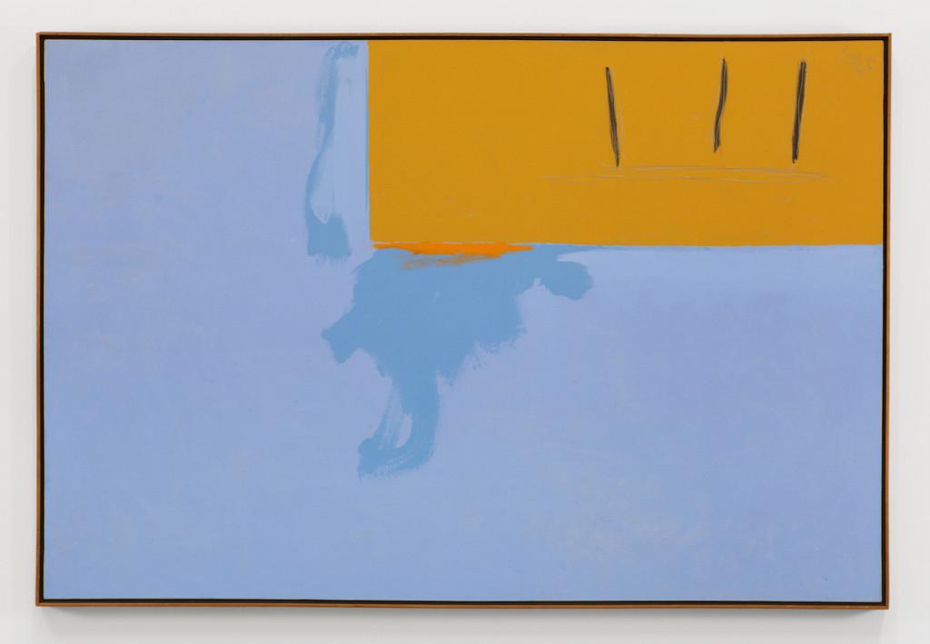 Robert Motherwell - Cape Cod - Oil on canvas