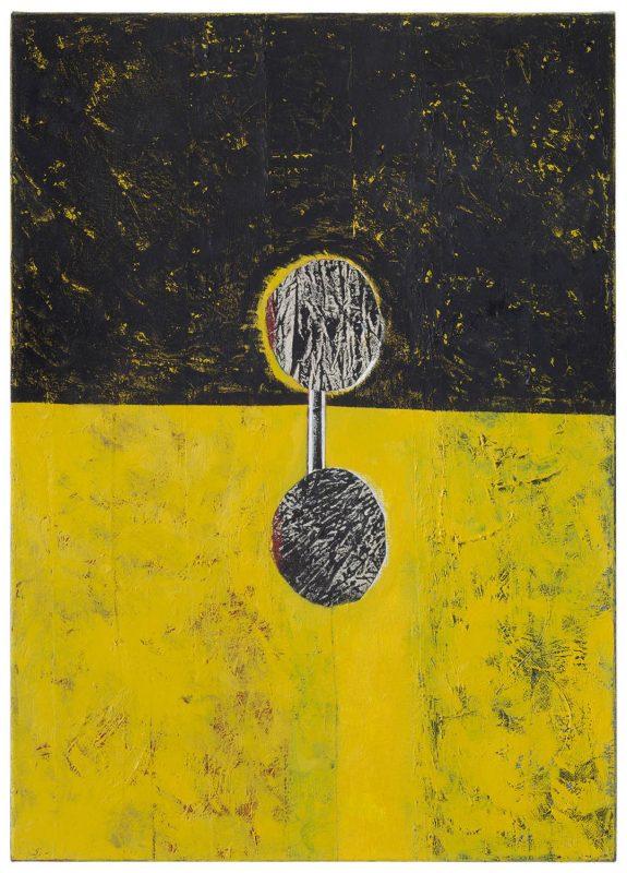 Sam Windett, Untitled (Double Form Destroyer), 2018