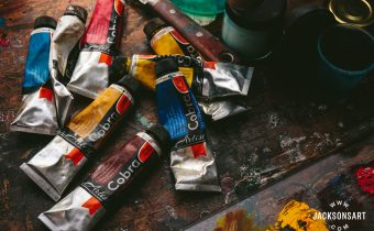 Cobra Watermixable Oil Paints