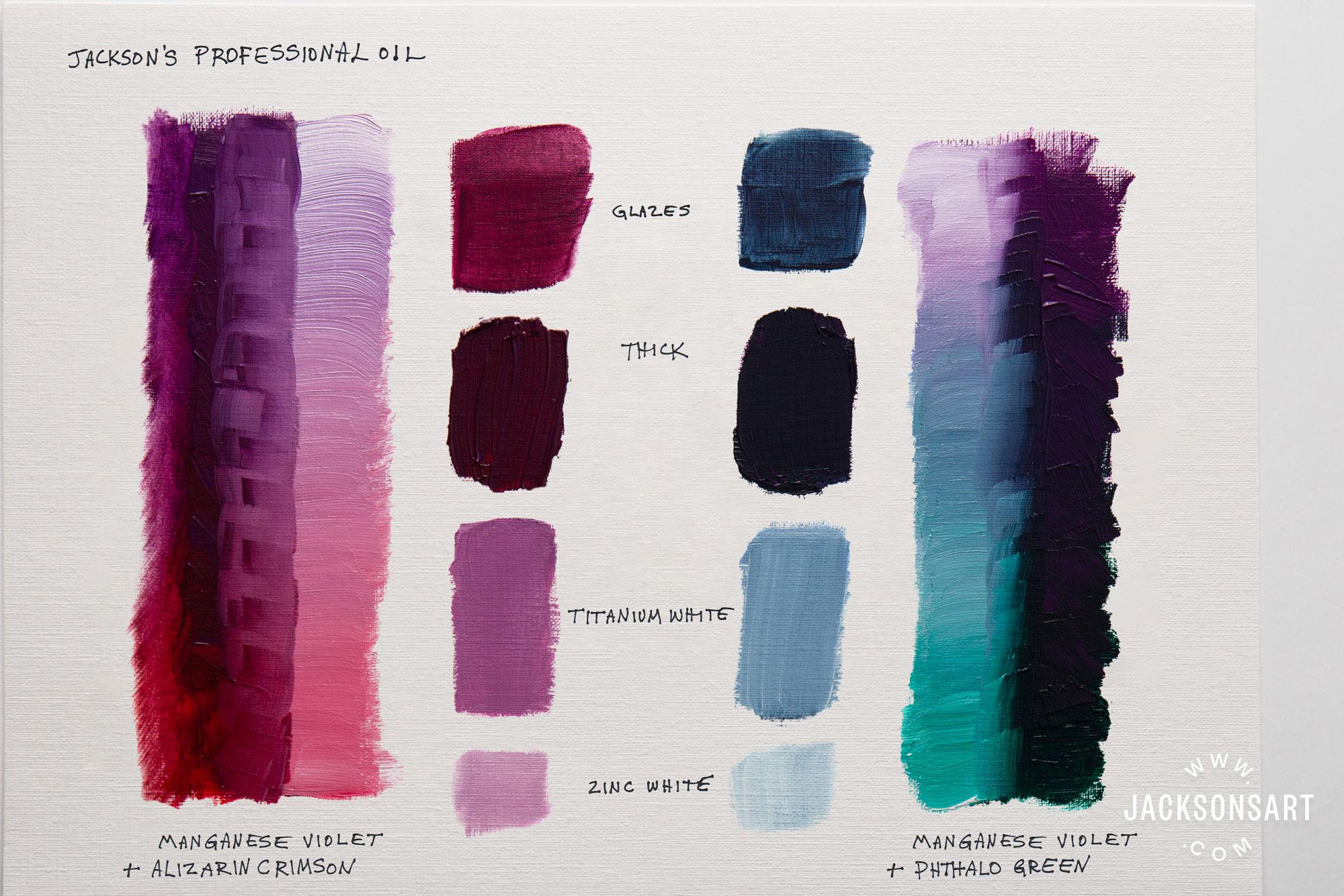 Jackson's Professional Oil Colour