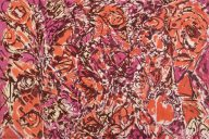 Lee Krasner, Icarus, 1964, Oil on canvas