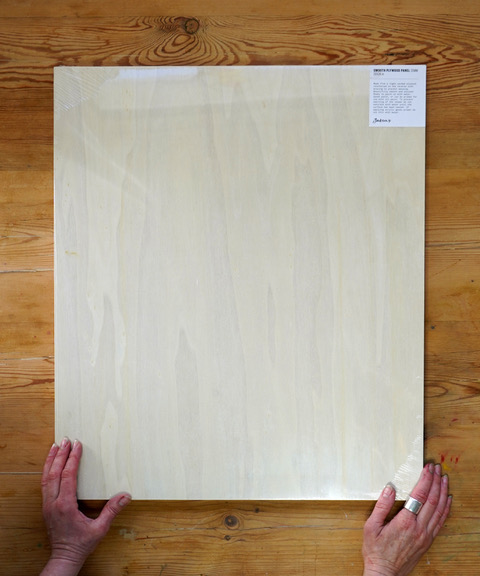 Jackson's Smooth Wooden Panel