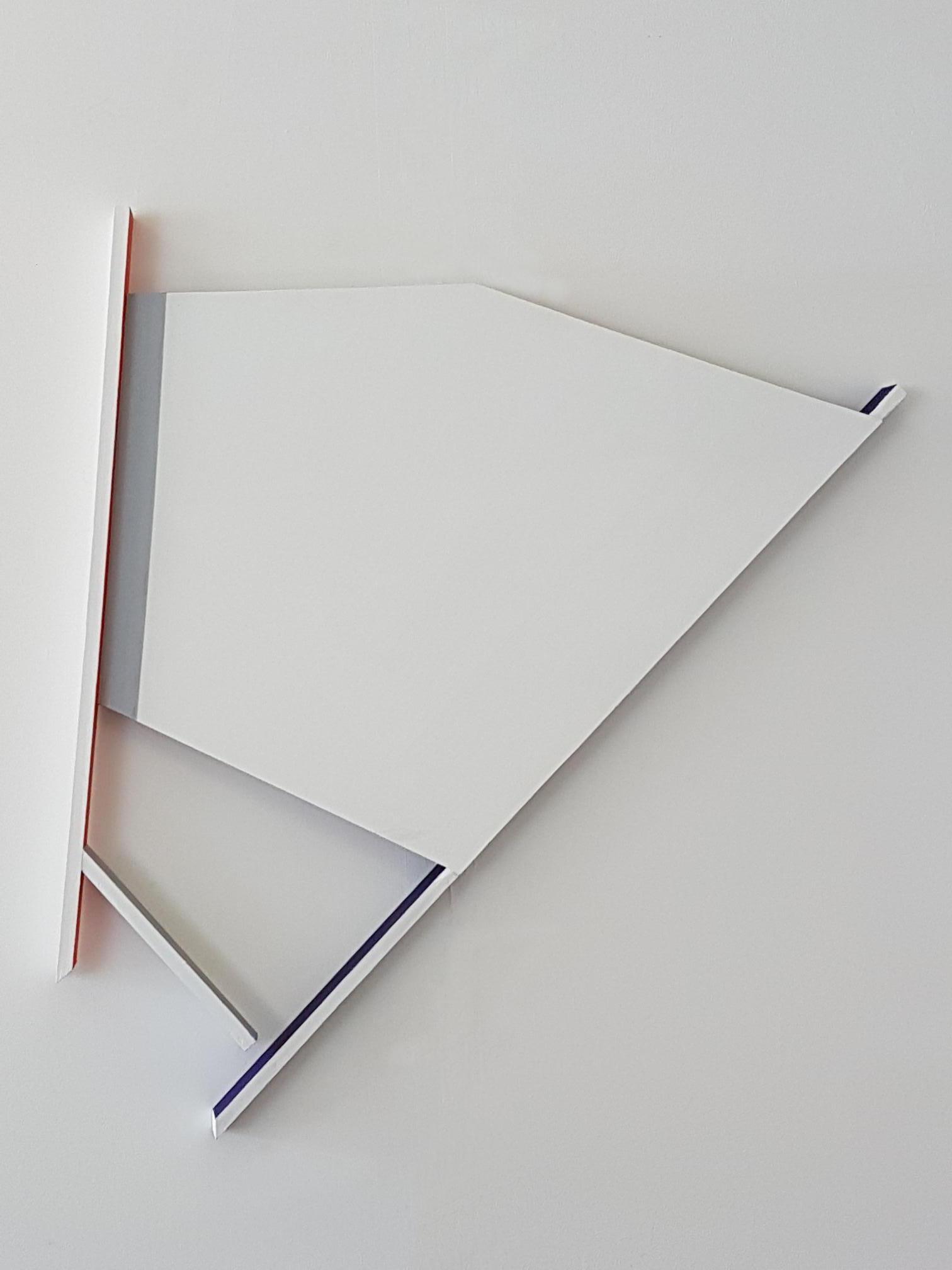 Heidi Sundvig, Freeform, W 82 cm, H 90 cm, Acrylics on wood