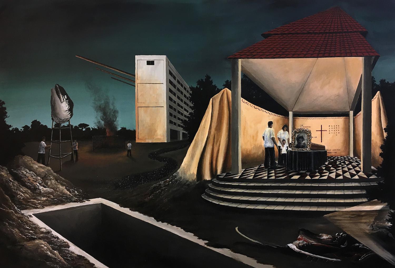 Funeral by Esmond Loh