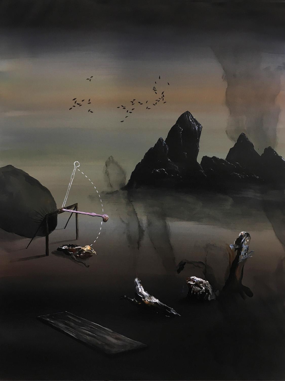 Nine Lives by Esmond Loh