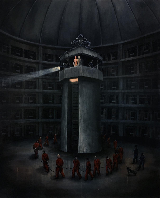 Prison by Esmond Loh