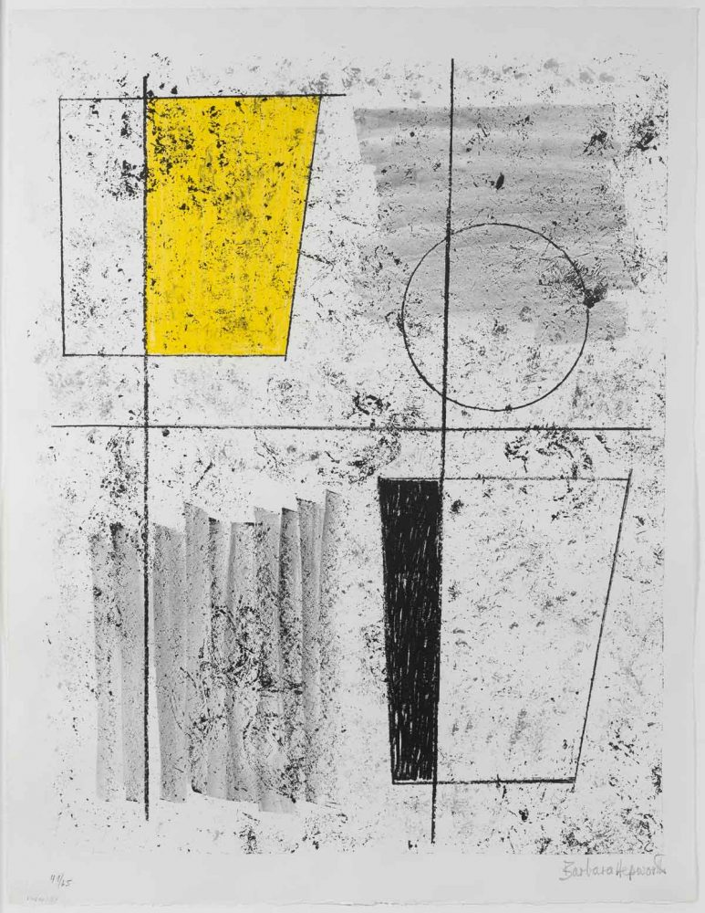 Exhibitions on in August - Barbara Hepworth DBE