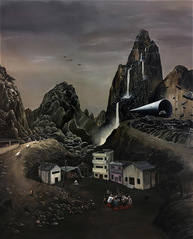 Village by Esmond Loh