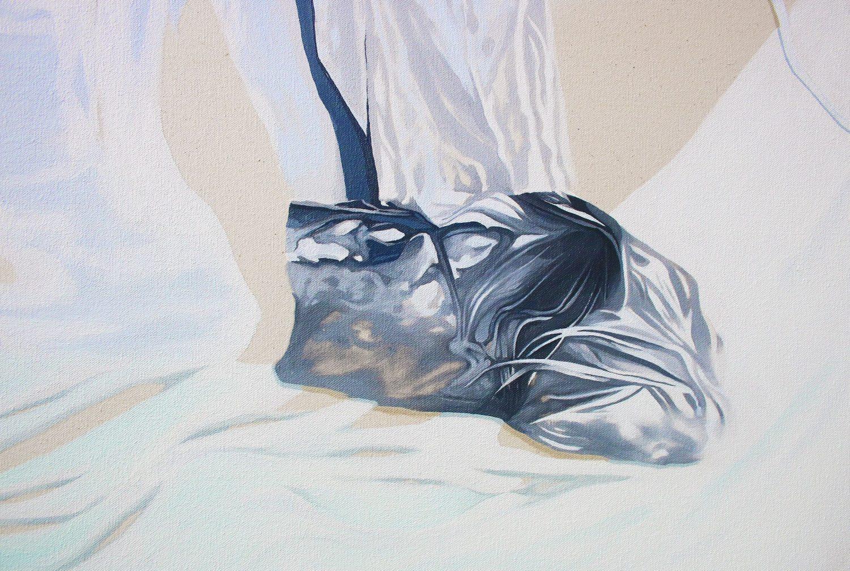 Magdalena Gluszak - Holeksa - My Whole Body Receives (Time)