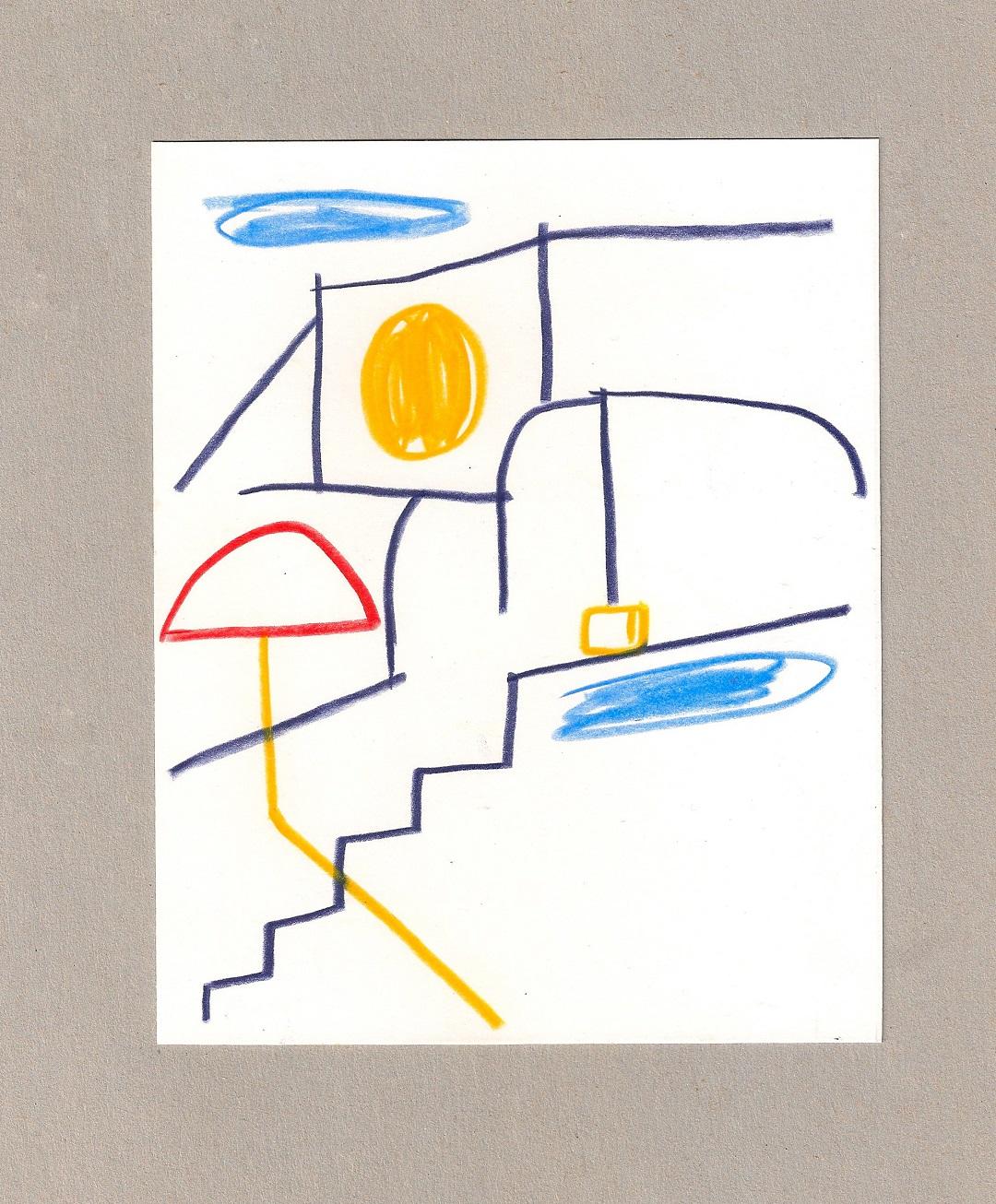 Jaunt #46 - Atelier Bingo Drawing