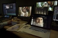 EOS Degas, Post Production © EXHIBITION ON SCREEN