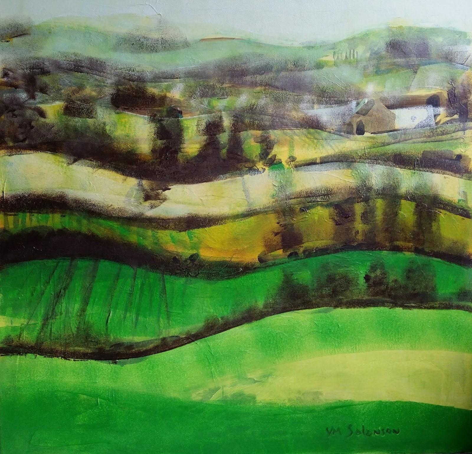 Yves-Marie Salanson, Landscape